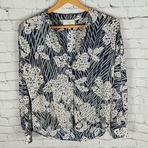 Collective Concepts Long Sleeve Career Blouse